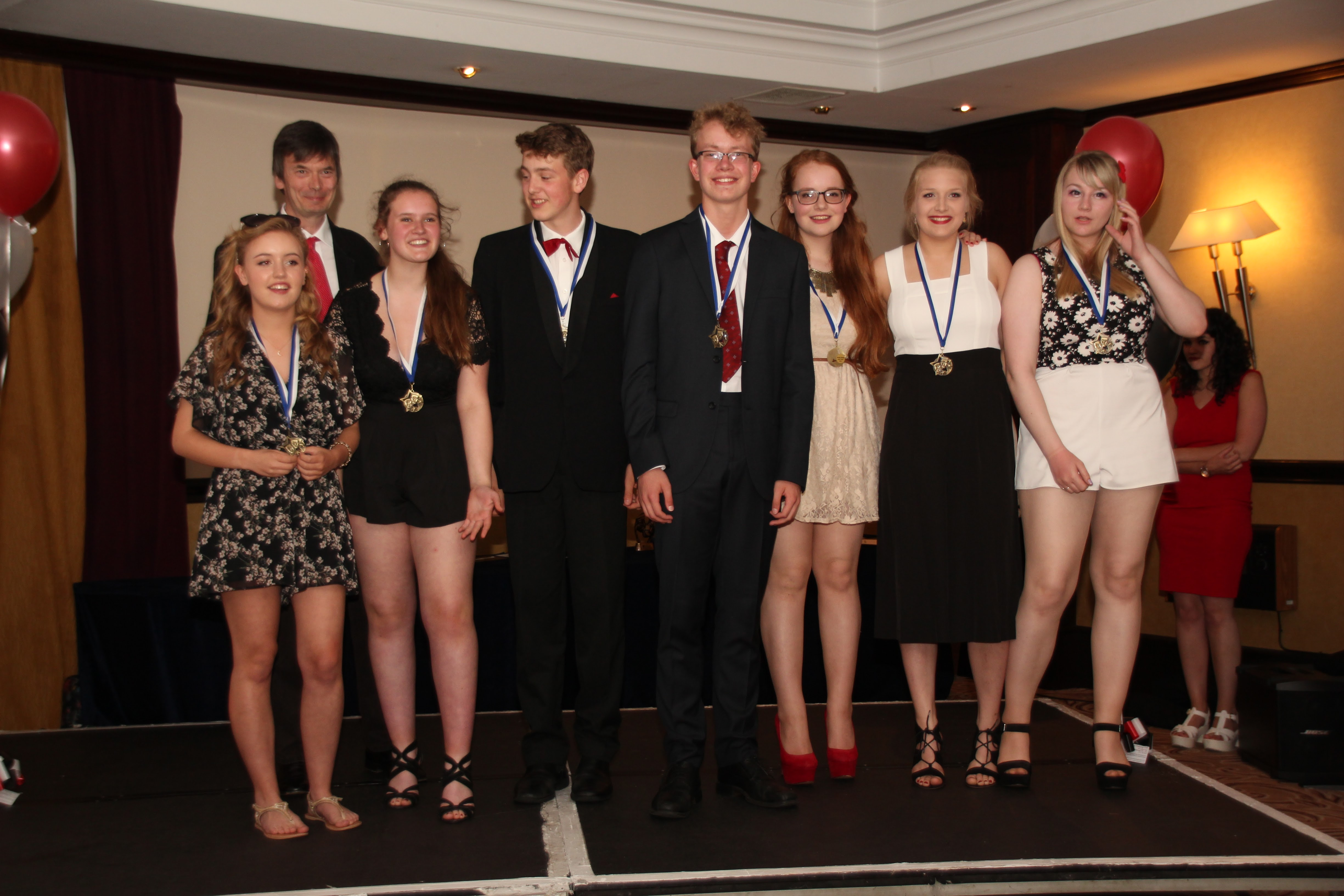 Ian Rankin With Best Senior Plot Twist Winners.jpg