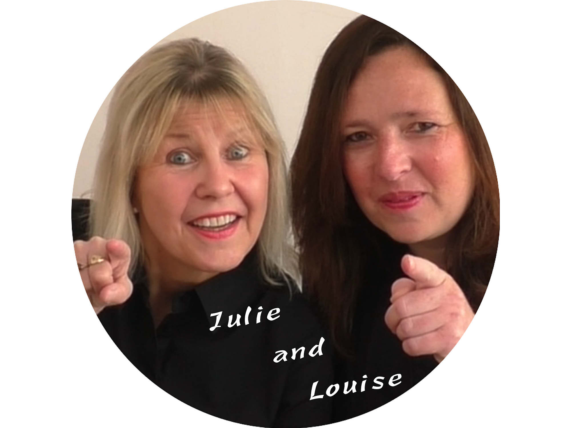 Julie and Louise