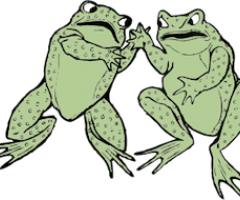 johnny-automatic-two-frogs-300px